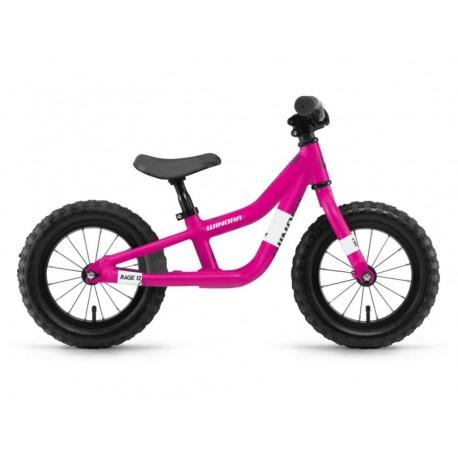 Bicicleta Niño Winora Rage 12 Bici De Aprendizaje 19  Rosa Fuerte T. 15