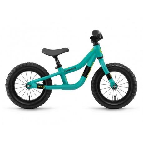 Bicicleta Niño Winora Rage 12 Bici De Aprendizaje  19  Cyan Mate T. 15