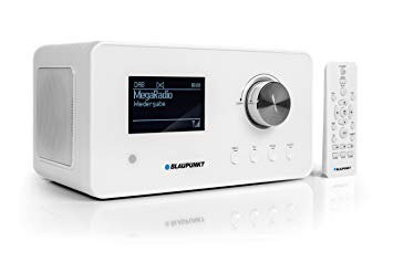 Blaupunkt Ird 30 Analogamp; Color Blanco Digital Reloj Radio 54jLRc3Aq