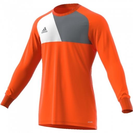 Camiseta Adidas De Manga Larga Portero Assita Naranja Adulto  24e45207140