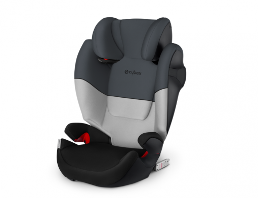 Solution M-fix Sl Cybex Silla De Auto Gr 2 3 Gray Rabbit