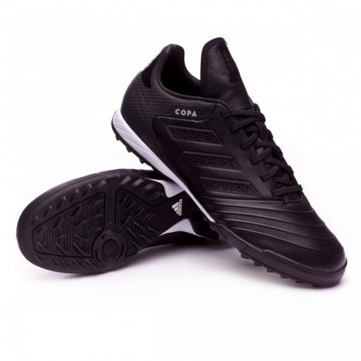 hot sale online 3d37d 46c8e Botas De Fútbol Adidas Copa 18.3 Suela Turf Negro Adulto