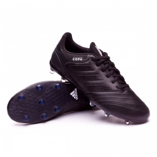 Botas De Fútbol Adidas Copa 18.2 Suela Fg Negro Adulto  0763f6ae2d210