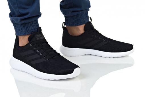 niska cena taniej zawsze popularny Zapatilla Running Adidas Lite Racer Cln. B96569. Black/white. Talla 40