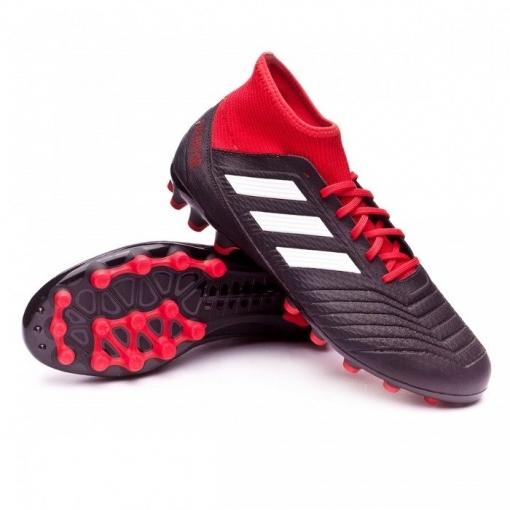 comprar bien zapatos deportivos nuevos productos calientes Botas De Fútbol Adidas Predator 18.3 Team Mode Suela Ag ...