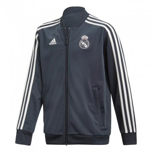 8b0bdb4a668c0 Chaqueta Adidas Real Madrid 18 19 Negro Niño