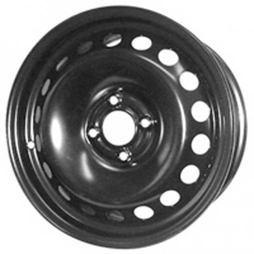 1 Llanta 6,5x15 Mw Steel 15153 4/100 Et45 Ch60,1