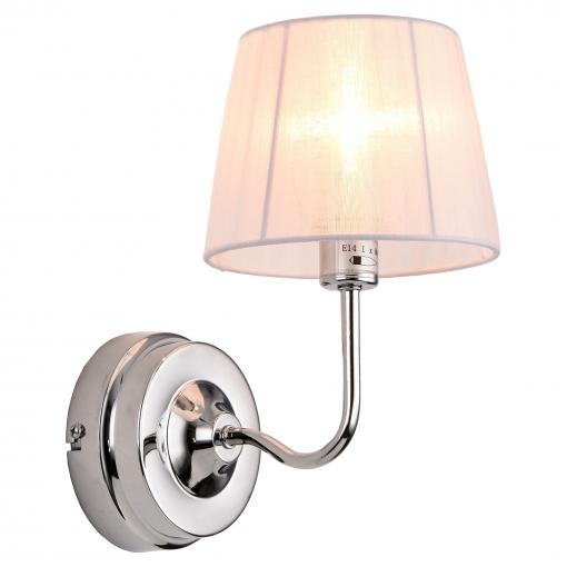 Lux Pro Lámpara De Pared Diseño Moderno Blanca Aplique De Pared Metal Tela Diámetro Pantalla 11 5 Cm Arriba 15 Cm Abajo Para Mesilla De Noche Con Ofertas