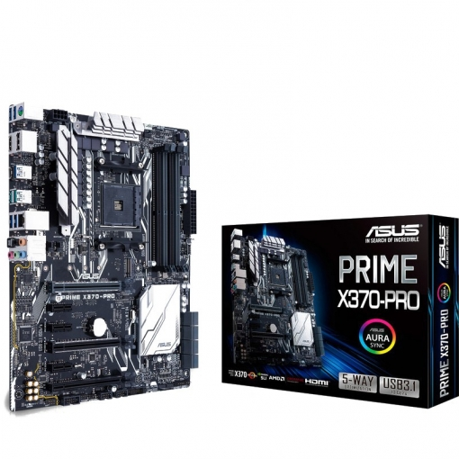 Asus Placa Base Prime X370-pro Socket Am4