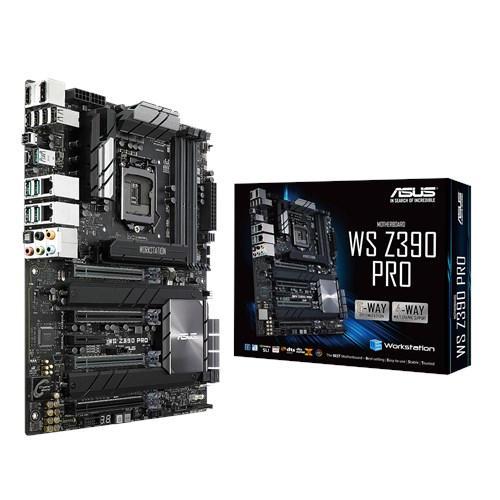 Placa Base Asus Ws Z390 Pro