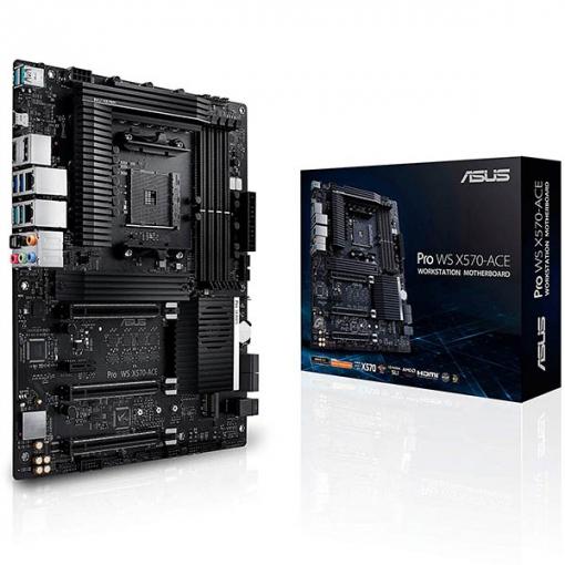 Asus Placa Base Pro Ws X570-ace Atx Socket Am4