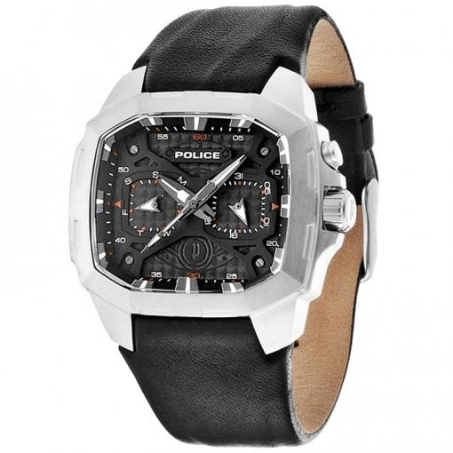 nuevo producto 1b8b9 1e9f7 Reloj De Pulsera Police Analogico Para Hombre. Modelo R1451212001