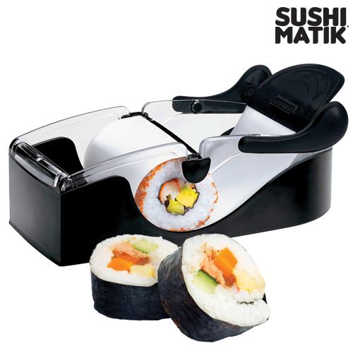 Máquina De Sushi Sushi Matik, Fácil De Usar, Excelente Relación Calidad-precio