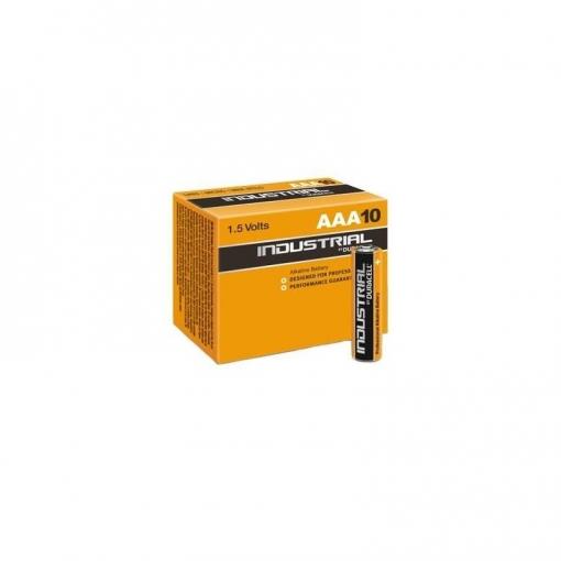 Duracell Pack De 10 Pilas Industrial Id2400b10 1.5v Alcalin