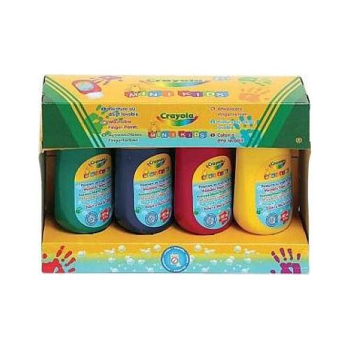 4 Bidons De Peinture Doigt   Las mejores ofertas de Carrefour