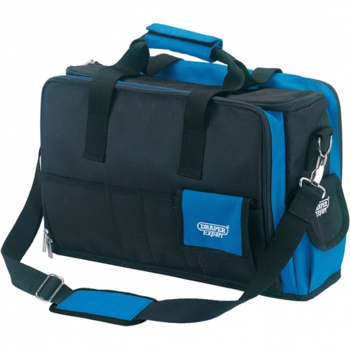 Draper Tools Bolsa De Herramientas Expert Technicians Azul/negro 89209