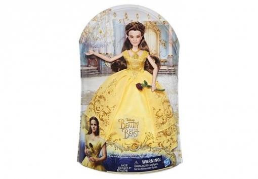 Princesa Disney Bella Vestido Princesa