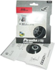Plato Soporte P/ Amoladora M14 - Piranha - X32105 - 115 Mm