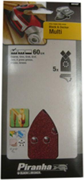 Hoja Lija Multilijadora Pq 5 - Piranha - X31437 - Gr.60
