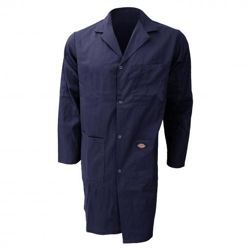 Dickies Redhawk  - Abrigo De Trabajo Para Hombre (l) (azul Real)