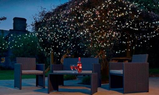 d148c8772 50 Luces Led Solares Decorativas De Exterior con Ofertas en Carrefour | Las  mejores ofertas de Carrefour