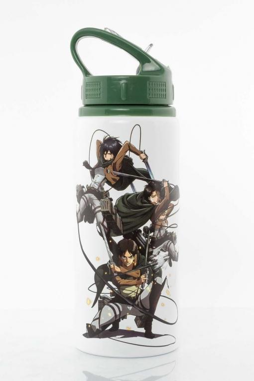 Botella De Aluminio Attack On Titan Season 2 Scouts