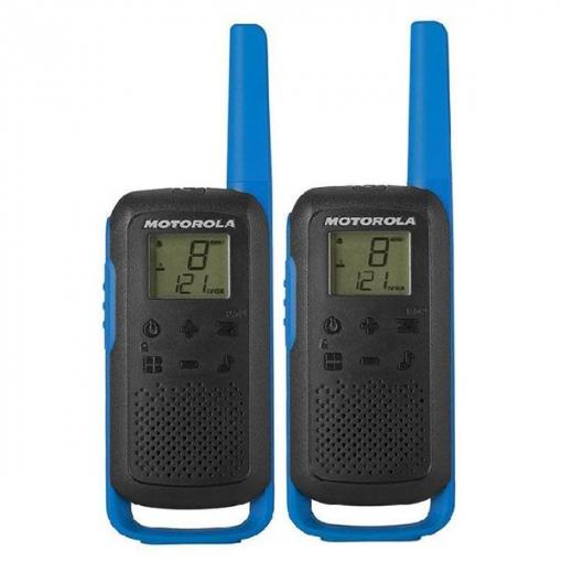 Walkie-talkie Motorola B6p00811 (2 Pcs) - Rojo
