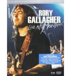 Gallagher, Rory - Live At Montreux [dvd]
