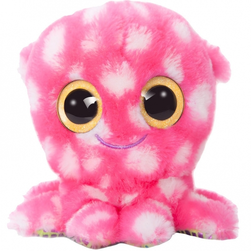 Peluche Pulpo Yohoo & Friends Ojos Brillantes 13cm
