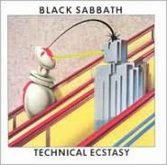Cd. Black Sabbath. Technical Ecstasy