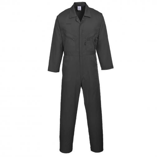 Portwest - Mono De Trabajo Con Cremallera Modelo Liverpool Hombre/caballero - Ropa De Trabajo (4xl X Regular) (azul Marino)