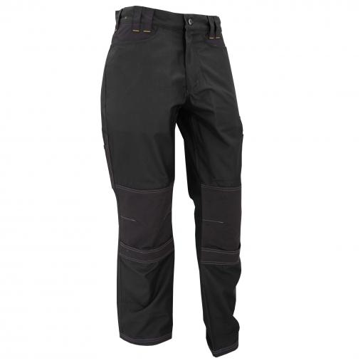 Regatta - Pantalones De Trabajo Modelo Holster Para Hombre (102cm/s) (negro)
