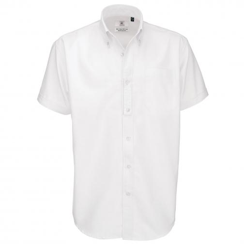 B C Camisa De Manga Corta Modelo Oxford Tallas Grandes Para Hombre Caballero Fiesta Trabajo Eventos Importantes Con Ofertas En Carrefour Las Mejores Ofertas De Carrefour