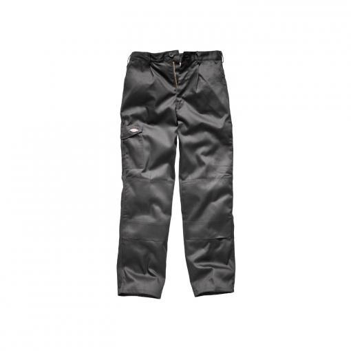 Dickies - Pantalones De Trabajo Modelo Redhawk Super Hombre Caballero (longitud Pierna Regular) (cintura 81cm X Reg) (gris)