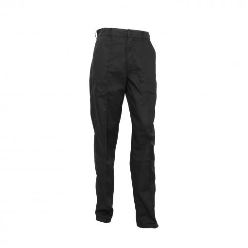 Ucc - Pantalones Trabajo Grueso Modelo Heavyweight  Hombre Caballero (lontidud Pierna Regular) (cintura 112cm X R) (negro)