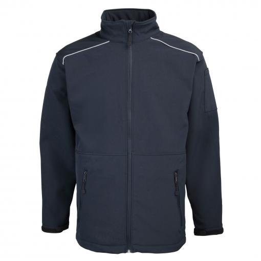 Rty Workwear - Chaqueta / Cazadora Trabajo Modelo Softshell Hombre Caballero (3xl) (azul Marino)