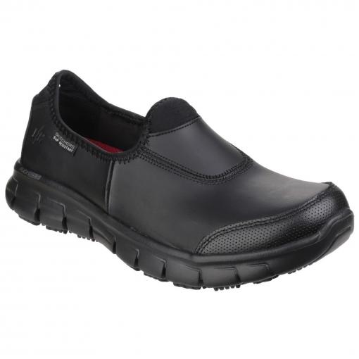 Discreto perrito Cenagal  Skechers - Zapatillas Deportivas Sin Cordones Modelo Sure Track Para Mujer  Señora (37 Eu) (negro) con Ofertas en Carrefour | Las mejores ofertas de  Carrefour