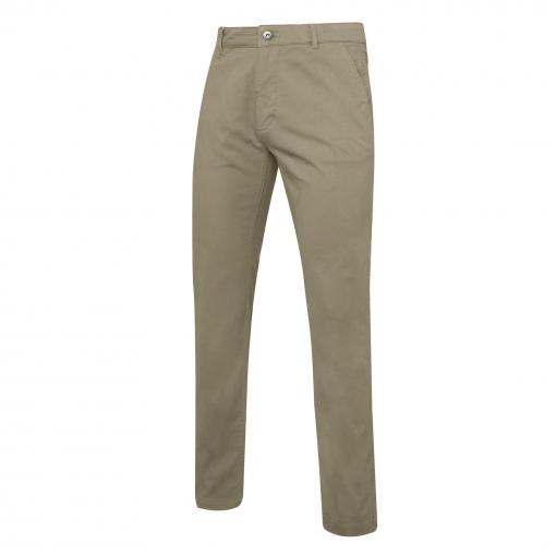 Asquith & Fox - Pantalones Chinos Estrechos De Algodón Para Hombre (3xl - R) (caqui)