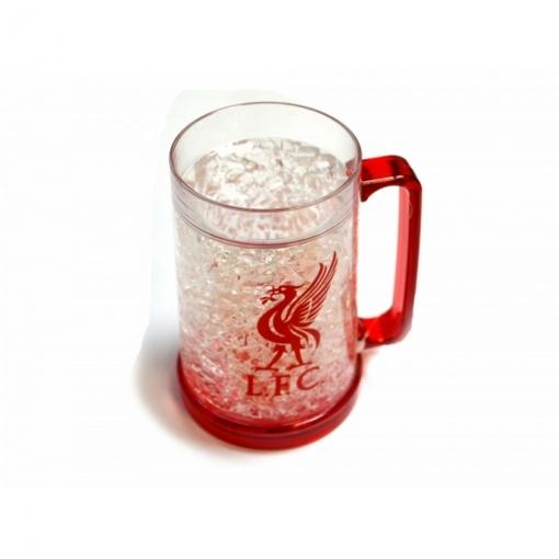 Liverpool Fc - Jarra Para Congelador (modelo Único) (rojo)