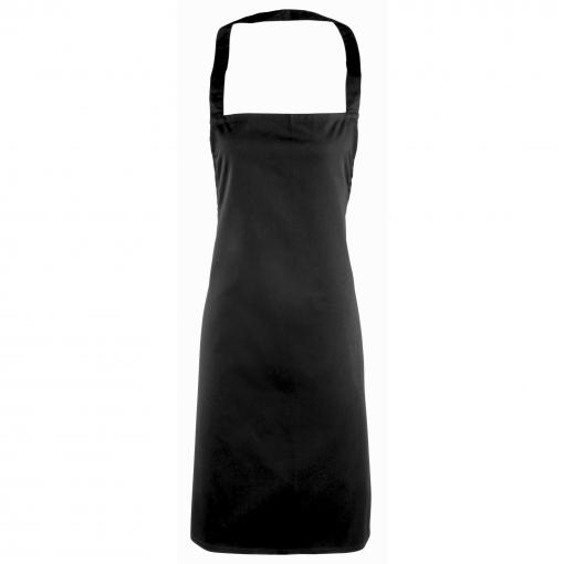 Delantal Nideki Essential Para Mujer (paquete De 2) (talla Única) (negro)