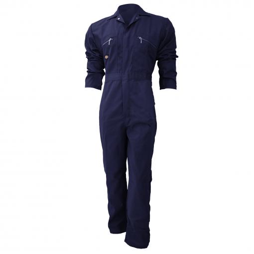 Dickies - Mono De Trabajo Con Cierre Frontal De Cremallera Modelo Redhawk Regular Para Hombre (paquete De 2) (107cm) (azul Real)