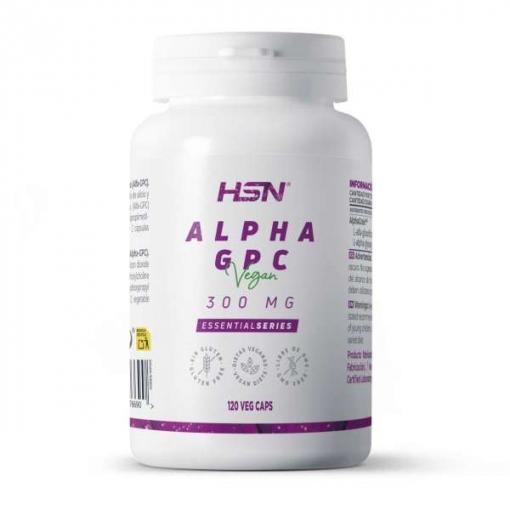Alpha-gpc (l-alfa-glicerilfosforilcolina) 300mg - 120 Veg Caps