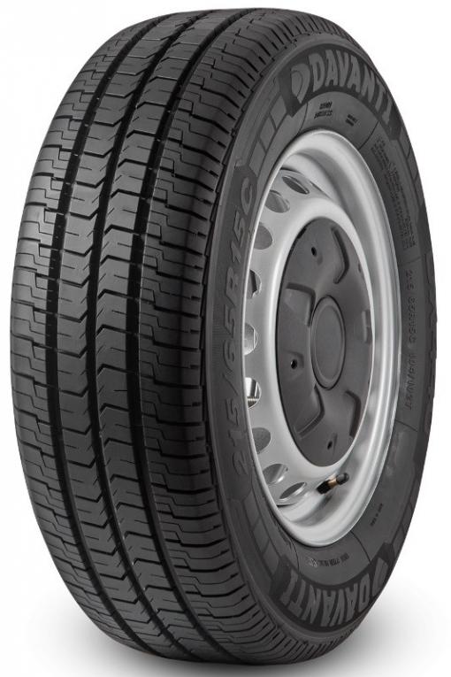Neumático Davanti Dx440 225 70 R15 112/110s