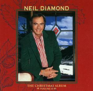 Cd. Neil Diamond. The Christmas Album Volume Ii