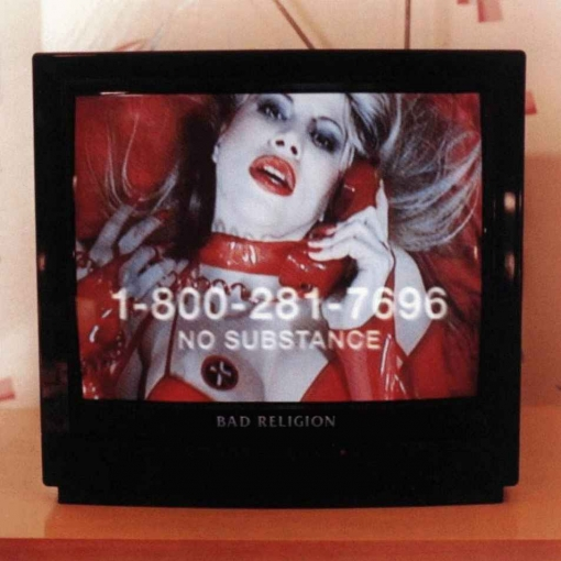 Cd. Bad Religion. No Substance