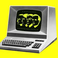 Lp. Kraftwerk. Computer World 2009 Digital Remaste