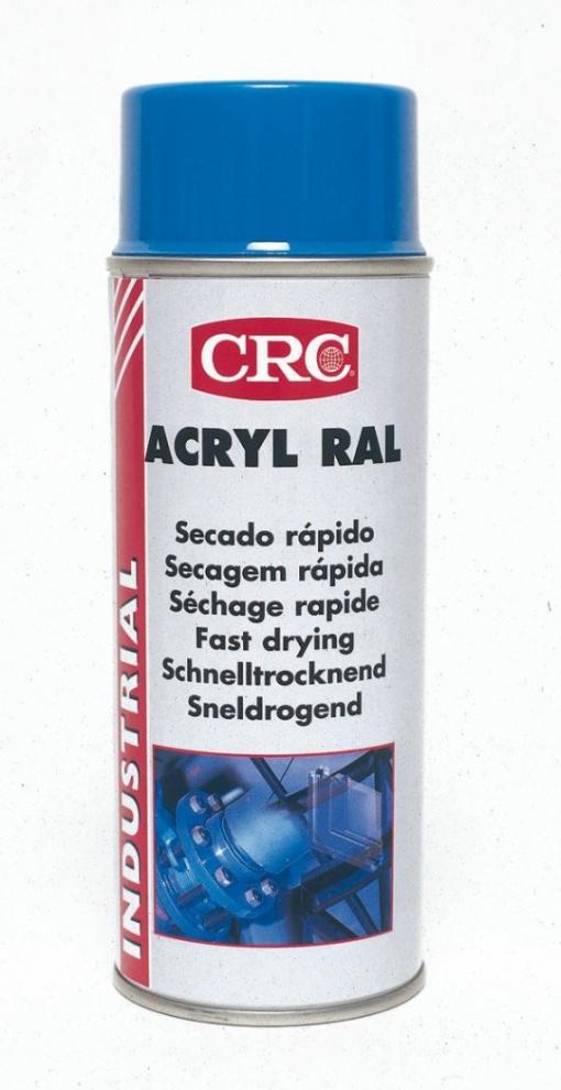 Pintura Aer Acr. Azul Cielo - Crc - Ral 5015 - 400 Ml