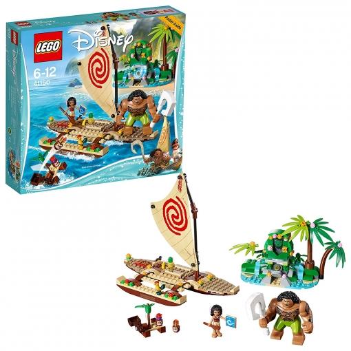 Lego Disney Princess™ Viaje Oceánico De Vaiana   Las mejores ofertas ...