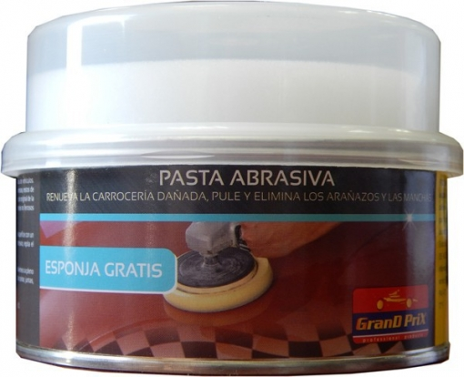 Pasta Abrasiva Carrocer Coche 190 Ml - Bottari