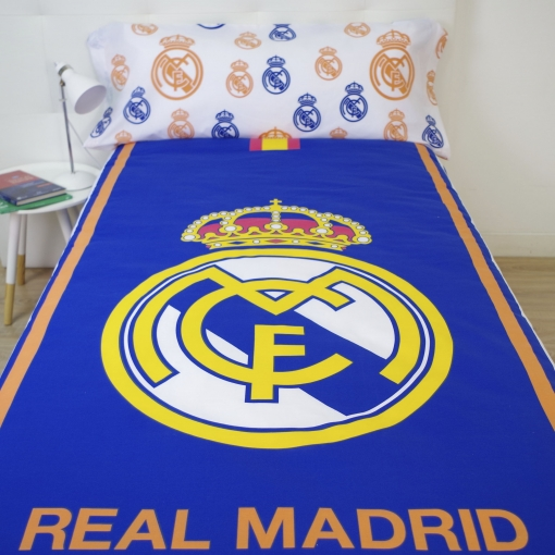 Funda Nordica Real Madrid Cama 90.Funda Nordica Real Madrid 186004 Medidas Cama Cama De 90cm